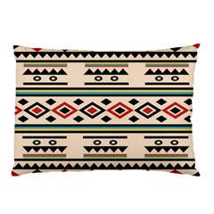 Tribal Pattern Pillow Case (two Sides)