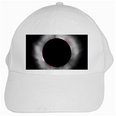 Solar Eclipse White Cap