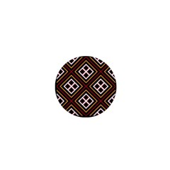 Toraja Pattern Pa re po  Sanguba ( Dancing Alone ) 1  Mini Magnets by BangZart