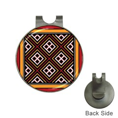 Toraja Pattern Pa re po  Sanguba ( Dancing Alone ) Hat Clips With Golf Markers by BangZart