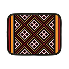 Toraja Pattern Pa re po  Sanguba ( Dancing Alone ) Netbook Case (small)  by BangZart