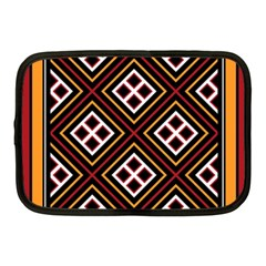 Toraja Pattern Pa re po  Sanguba ( Dancing Alone ) Netbook Case (medium)  by BangZart