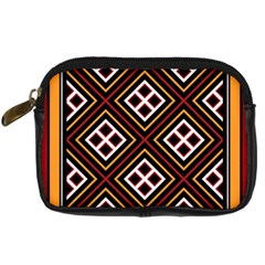 Toraja Pattern Pa re po  Sanguba ( Dancing Alone ) Digital Camera Cases by BangZart