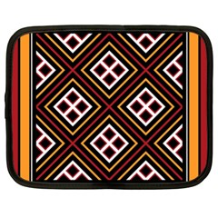 Toraja Pattern Pa re po  Sanguba ( Dancing Alone ) Netbook Case (xl)  by BangZart