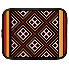 Toraja Pattern Pa re po  Sanguba ( Dancing Alone ) Netbook Case (xxl)  by BangZart