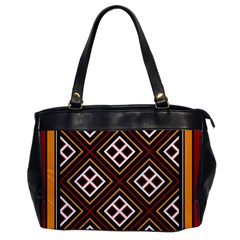 Toraja Pattern Pa re po  Sanguba ( Dancing Alone ) Office Handbags by BangZart