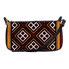 Toraja Pattern Pa re po  Sanguba ( Dancing Alone ) Shoulder Clutch Bags by BangZart