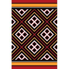 Toraja Pattern Pa re po  Sanguba ( Dancing Alone ) 5 5  X 8 5  Notebooks
