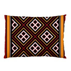 Toraja Pattern Pa re po  Sanguba ( Dancing Alone ) Pillow Case (two Sides)