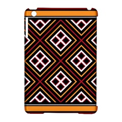 Toraja Pattern Pa re po  Sanguba ( Dancing Alone ) Apple Ipad Mini Hardshell Case (compatible With Smart Cover) by BangZart