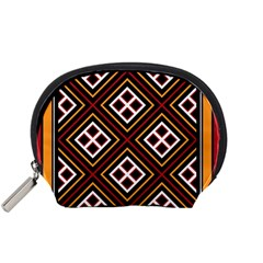 Toraja Pattern Pa re po  Sanguba ( Dancing Alone ) Accessory Pouches (small)  by BangZart