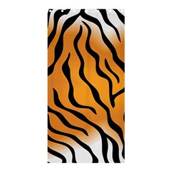 Tiger Skin Pattern Shower Curtain 36  X 72  (stall)