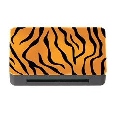 Tiger Skin Pattern Memory Card Reader With Cf