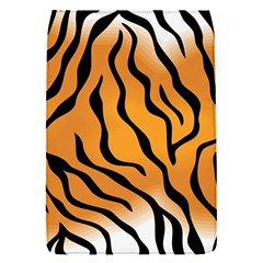 Tiger Skin Pattern Flap Covers (s)