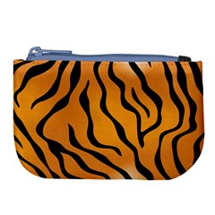 Tiger Skin Pattern Large Coin Purse