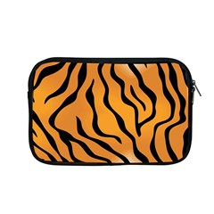 Tiger Skin Pattern Apple Macbook Pro 13  Zipper Case by BangZart