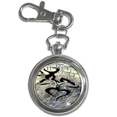 Black Love Browning Deer Camo Key Chain Watches
