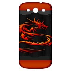 Dragon Samsung Galaxy S3 S Iii Classic Hardshell Back Case