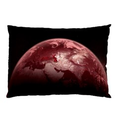 Planet Fantasy Art Pillow Case (two Sides)