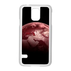 Planet Fantasy Art Samsung Galaxy S5 Case (white)