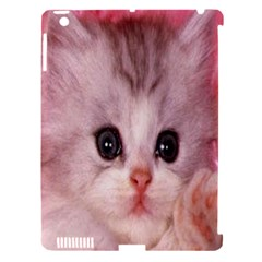 Cat  Animal  Kitten  Pet Apple Ipad 3/4 Hardshell Case (compatible With Smart Cover) by BangZart