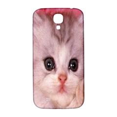 Cat  Animal  Kitten  Pet Samsung Galaxy S4 I9500/i9505  Hardshell Back Case