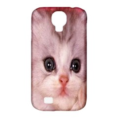 Cat  Animal  Kitten  Pet Samsung Galaxy S4 Classic Hardshell Case (pc+silicone)
