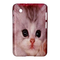 Cat  Animal  Kitten  Pet Samsung Galaxy Tab 2 (7 ) P3100 Hardshell Case