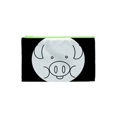 Pig Logo Cosmetic Bag (xs)