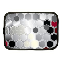 Honeycomb Pattern Netbook Case (medium)