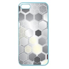 Honeycomb Pattern Apple Seamless Iphone 5 Case (color)