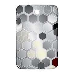 Honeycomb Pattern Samsung Galaxy Note 8 0 N5100 Hardshell Case