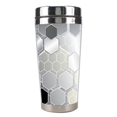 Honeycomb Pattern Stainless Steel Travel Tumblers