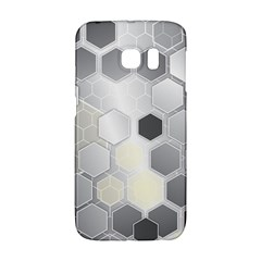 Honeycomb Pattern Galaxy S6 Edge
