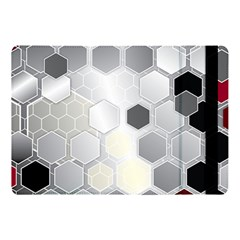 Honeycomb Pattern Apple Ipad Pro 10 5   Flip Case