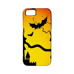 Halloween Night Terrors Apple Iphone 5 Classic Hardshell Case (pc+silicone) by BangZart