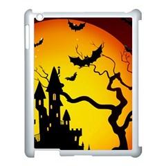 Halloween Night Terrors Apple Ipad 3/4 Case (white) by BangZart