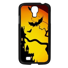 Halloween Night Terrors Samsung Galaxy S4 I9500/ I9505 Case (black) by BangZart