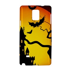Halloween Night Terrors Samsung Galaxy Note 4 Hardshell Case
