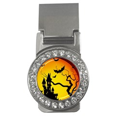Halloween Night Terrors Money Clips (cz)