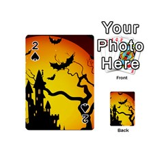 Halloween Night Terrors Playing Cards 54 (mini)