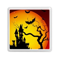 Halloween Night Terrors Memory Card Reader (square)