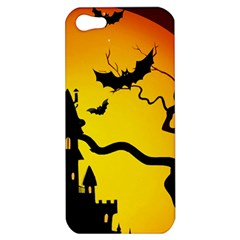 Halloween Night Terrors Apple Iphone 5 Hardshell Case