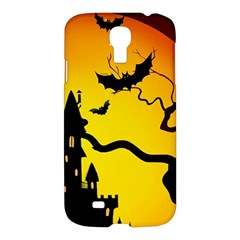 Halloween Night Terrors Samsung Galaxy S4 I9500/i9505 Hardshell Case