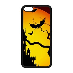 Halloween Night Terrors Apple Iphone 5c Seamless Case (black)