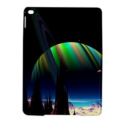 Planets In Space Stars Ipad Air 2 Hardshell Cases