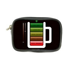 Black Energy Battery Life Coin Purse