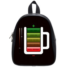 Black Energy Battery Life School Bags (small)