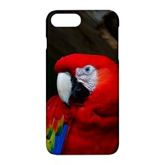 Scarlet Macaw Bird Apple Iphone 7 Plus Hardshell Case