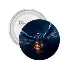 Owl And Fire Ball 2 25  Buttons